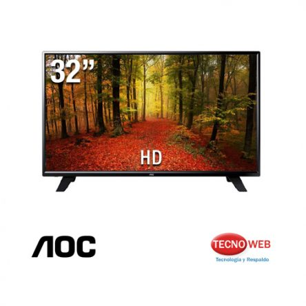 "TV LED 32"" HD AOC LE32M1370"