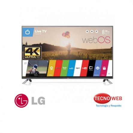 "SMART TV 4K 49"" LED ULTRA HD – LG 49uh6100"