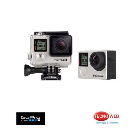 Cámara GoPro Hero 4 Black Surf Edition – 4k