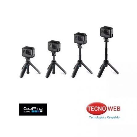 Mini Brazo Extensible y Tripode GoPro Shorty