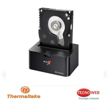 Dock para Discos Thermaltake Black X HDD o SSD