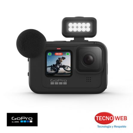 Linterna Led Gopro Hero 8  Light Mod Media